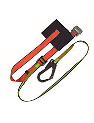 la ceinture de sécurité de travail de haute altitude (longueur de la corde de sécurité de 2m)
