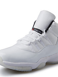 Men's Athletic Shoes Others PU Athletic Black / Red / White Basketball