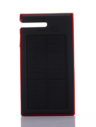 SUNWALK 12000mAh Portable Solar Charger Power Bank Dual USB Solar Charger Backup External Battery for Mobile Phone