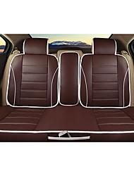 couro almofada do assento de carro usado em quatro temporadas