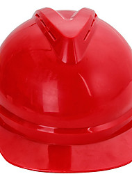 Ventilation Type Helmet (Red)