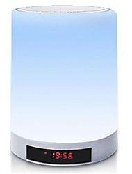 coloré lumière de nuit intelligente créatif multi fonction sans fil Bluetooth voiture audio