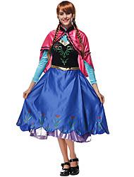 Cosplay Kostüme Blau Terylen Cosplay Accessoires Halloween / Karneval