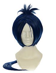 Hitman Reborn! seize ans plus tard de rokudou mukuro encre bleue mixte bleu Perruques perruques synthétiques perruques de costume