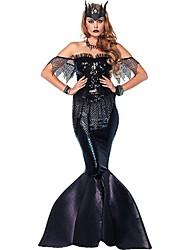 Cosplay Kostüme Schwarz Terylen Cosplay Accessoires Halloween Karneval