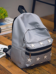 Women Oxford Cloth Casual Outdoor Shopping Backpack All Seasons
