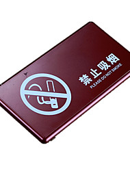 Acrylic Smoking License