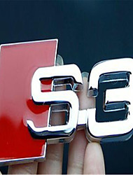 Special Modified Car Sticker Tail S Standard
