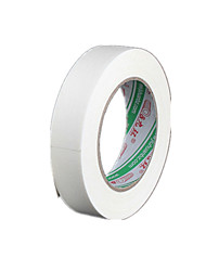 (Note Package 2 Size 5000 Cm * 3cm *) White Masking Tape