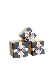 Nota L jardas 16 * 16 * 16,5 centímetros m jardas 14 * 14 * 15 s jardas 12 * 12 * 13 uma caixa de presente de três peças quadrado