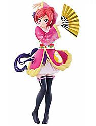 Aime la vie Cosplay PVC 15cm Figures Anime Action Jouets modèle Doll Toy