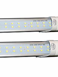 28W G13 Lâmpada de Tubo Tubo 192 SMD 2835 2800 lm Branco Quente / Branco Frio Decorativa V 20 pçs