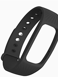 ID107 Smart Bluetooth Bracelet Strap Heart Rate Monitor Incoming Call Reminder