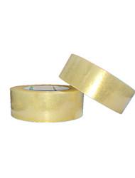 (Note 2 package taille 14400cm * 4.4cm) de bande d'étanchéité transparente