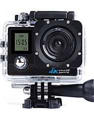 Caméra sport 1080P / Wi-Fi / 4K Noir / Jaune 2