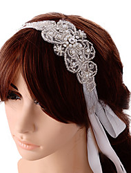 Women's Rhinestone Headpiece-Wedding Special Occasion Head Chain 1 Piece