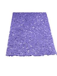 Примечание 10 1 пакет 72 * 50см цвет глубокий фиолетовый цветок бумага мультфильм букет куклы упаковочная бумага