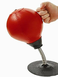 Vertical Boxing Ball Stress Relievers Novelty Toy