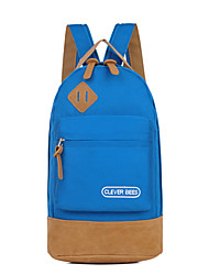 Women Nylon Sports Outdoor Backpack
