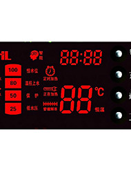 Solar Energy Intelligent Water Temperature Display Instrument