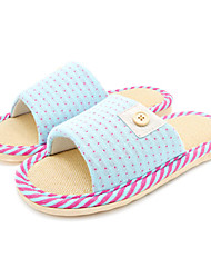 Unisex Slippers & Flip-Flops/ Comfort Synthetic / Rubber Casual Flat Heel Others Blue / Purple / Red / Royal Blue