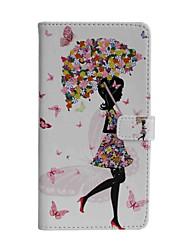 Per Porta-carte di credito / Con chiusura magnetica Custodia Integrale Custodia Sexy Resistente Similpelle MotorolaMoto G4 Play / MOTO G4