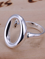 Jewelry Women Alloy Silver Ring
