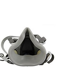 Gas Mask 6000 Series Of Gas Masks Double Cartridge Mask Mask Comfortable Mask