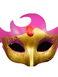 1PC Fire Ball Mask For Halloween Costume Party Random Color
