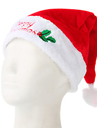 Flash Embroidered Christmas Hat Christmas