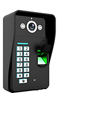 Access Control Card Video Intercom Doorbell