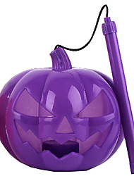 1PC Hallowmas Pumpkin Lamp Decoration For Hallowmas Costume Party