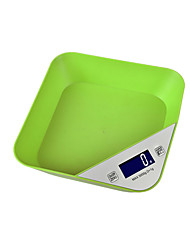FT-C01 Precision Kitchen Scale (Color Green)