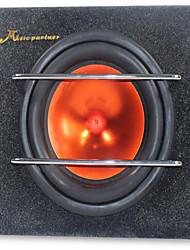 voiture subwoofer de 10 pouces amplificateur subwoofer actif audio de voiture subwoofer