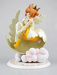 Cardcaptor Sakura Sakura Kinomodo PVC 18cm Figuras de Ação Anime modelo Brinquedos boneca Toy