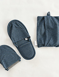 Unisex Slippers & Flip-Flops Spring / Fall Scuff Synthetic Casual Flat Heel Others Ivory / White / Navy Others