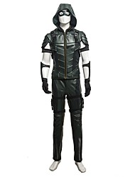 Cosplay Costumes / Halloween Props / Party Costume / Masquerade Super Heroes / Bat / Arrow Outfit Adult Halloween Cosplay Costume
