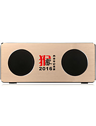 Wireless Bluetooth Speaker Wooden Household Phone Flat-Panel Audio