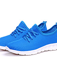 Running Shoes Women's Breathable Fabric Rubber Running/Jogging Sneakers New Breathable Sneaker Casual Flat Light Sport Shoes Mesh Platform