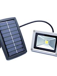 joyshine 10w control de la luz solar del jardín del LED lámpara de luz del balcón pasillo exterior blanca cálida