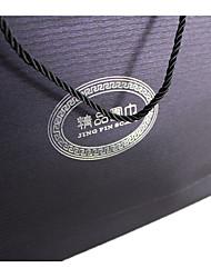 bufanda de seda fina caja de regalo de envases (bolsa de la caja de regalo)