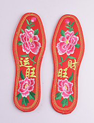 Fabric for Insoles & Inserts Others Red