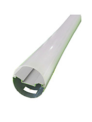 (Note * Package 2) Led Fluorescent Tube Shell