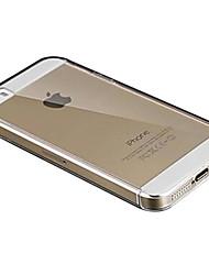 Назначение iPhone X iPhone 8 iPhone 8 Plus iPhone 7 iPhone 7 Plus Кейс для iPhone 5 Чехлы панели Ультратонкий Прозрачный Чехол Кейс для