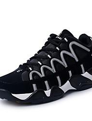 Для мужчин Спортивная обувь Туфли Мери-Джейн Полиуретан Осень Зима Атлетический Повседневные Беговая обувь Туфли Мери-Джейн ШнуровкаНа