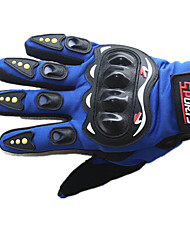 ездить полный палец перчатки (синие)