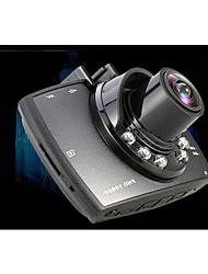 2,7 дюйма Ambarella / Syntec TF карта Черный Автомобиль камера