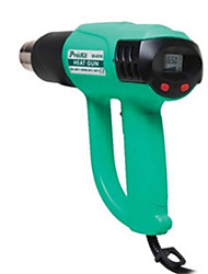 Adjustable Temperature Control Type Wind Heat Gun