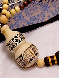 oco de mogno perfume garrafa ornamentos carro vazio cabides