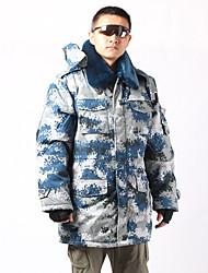 Wandern Softshell Jacken Herrn Atmungsaktiv / warm halten / Windundurchlässig / tragbar Winter Baumwolle TarnfarbenM / L / XL / XXL /